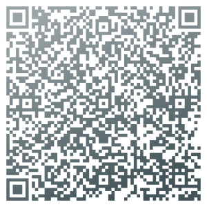 Die Kontaktdaten nicht aufwendig abtippen, scannen und speichern Sie diesen QR-Code einfach mit ihrem Smartphone...